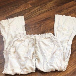Roxy Linen Pants